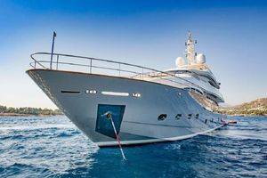 Used Crn 128 Mega Yacht For Sale
