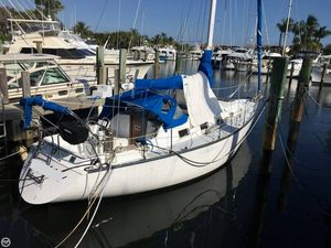 Used Hunter 36 Sloop Sailboat For Sale