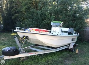 Used Carolina Skiff 17DLX Skiff Fishing Boat For Sale