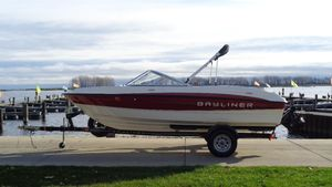 Used Bayliner 185 Bowrider185 Bowrider Boat For Sale