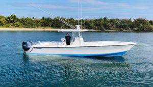 Used Contender 33T Center Console Fishing Boat For Sale
