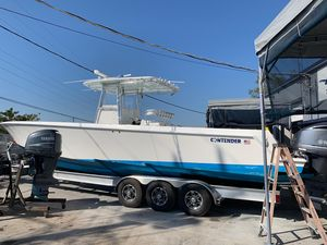 Used Contender 39 ST39 ST Saltwater Fishing Boat For Sale