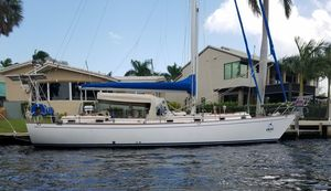 Used Spindrift 46 Cruiser Sailboat For Sale