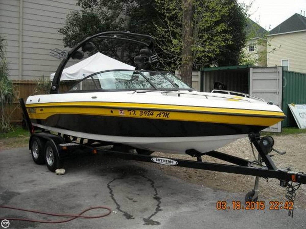 Used Malibu 21 V-Ride XXL Edition Ski and Wakeboard Boat For Sale