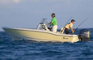 Used Scout 187 Sportfish Center Console Fishing Boat For Sale