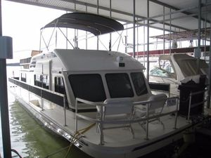 Used Gibson 37 Sport House Boat For Sale