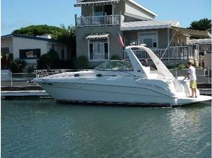 Used Sea Ray Sundancer 340 Express Cruiser Boat For Sale