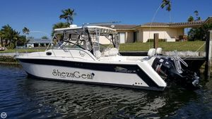 Used Prokat 3660 Kat Express Power Catamaran Boat For Sale