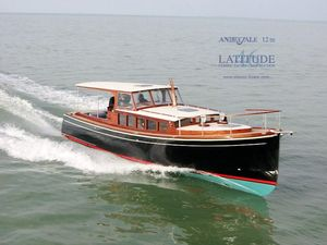 Used Latitude 46 Andreyale 40 Motor Yacht For Sale