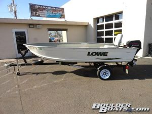 Used Lowe Sea Nymph V 1467TSea Nymph V 1467T Freshwater Fishing Boat For Sale