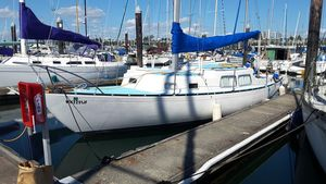Used Cal 30 Sloop Sailboat For Sale