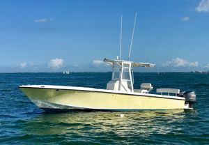 Used Whitewater 28 Open Center Console Fishing Boat For Sale