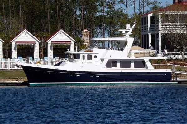 Used Selene 55 Ocean Trawler Flybridge Boat For Sale