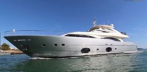 Used Custom Line 97 Mega Yacht For Sale