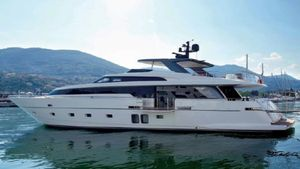 Used Sanlorenzo SL94 Mega Yacht For Sale
