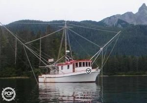 Used Rawson 40 Troller Boat For Sale