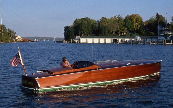 Used Van Dam Custom High Performance Boat For Sale