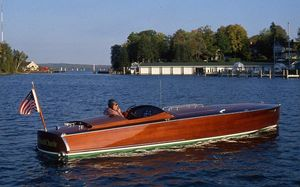 Used Van Dam Custom High Performance Boat For Sale