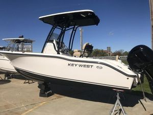 New Key West 219fs Center Console Fishing Boat For Sale