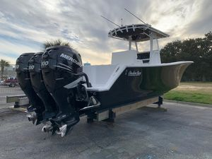 Used Onslow Bay 32 Tournament Edition Center Console Fishing Boat For Sale