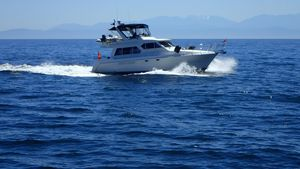 Used Navigator 4400 Cruiser Boat For Sale