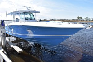 Used Hcb 42 Siesta Center Console Fishing Boat For Sale