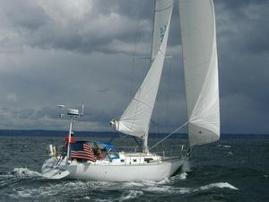 Used Nordic 44 Racer and Cruiser Sailboat For Sale