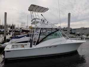 Used Luhrs 32 Open Express Cruiser Boat For Sale