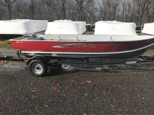 New Lund SSV-16 Sports Fishing Boat For Sale