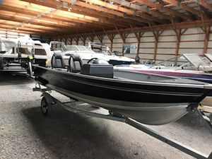 New Lund 1600 Fury SS Sports Fishing Boat For Sale