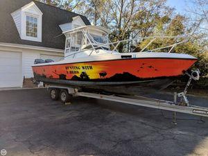 Used Intrepid 264 WA Walkaround Fishing Boat For Sale