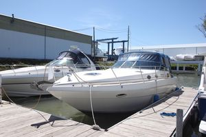 Used Rinker 330 Fiesta Vee Express Cruiser Boat For Sale
