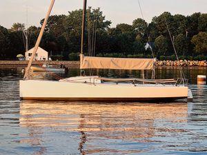 Used J Boats J/70 J70 J 70 Daysailer Sailboat For Sale