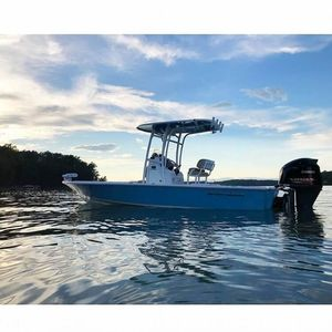 Used Sportsman 234 Center Console Fishing Boat For Sale