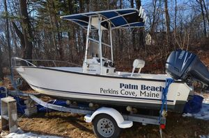 Used Key Largo 191 Whitecap Palm Beach Center Console Fishing Boat For Sale