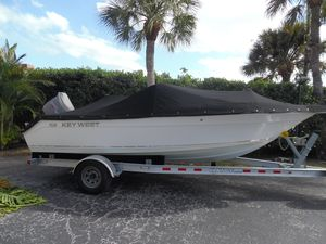 Used Key West 2020 Dual Console Center Console Fishing Boat For Sale