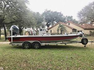 Used Majek 226 Illusion Center Console Fishing Boat For Sale