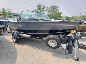 New Lund 1675 Impact Sport Freshwater Fishing Boat For Sale