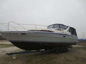 Used Bayliner 3485 Avanti3485 Avanti Cruiser Boat For Sale