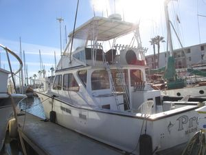 Used Pacifica Sportfisherman Convertible Fishing Boat For Sale