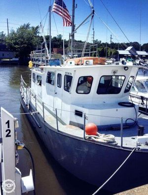 Used Martin 40 Dive Trawler Dive Boat For Sale