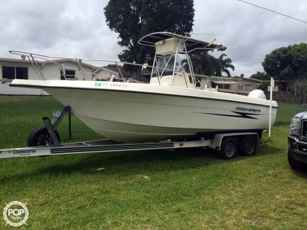Used Hydra-Sports 230 Center Console Center Console Fishing Boat For Sale