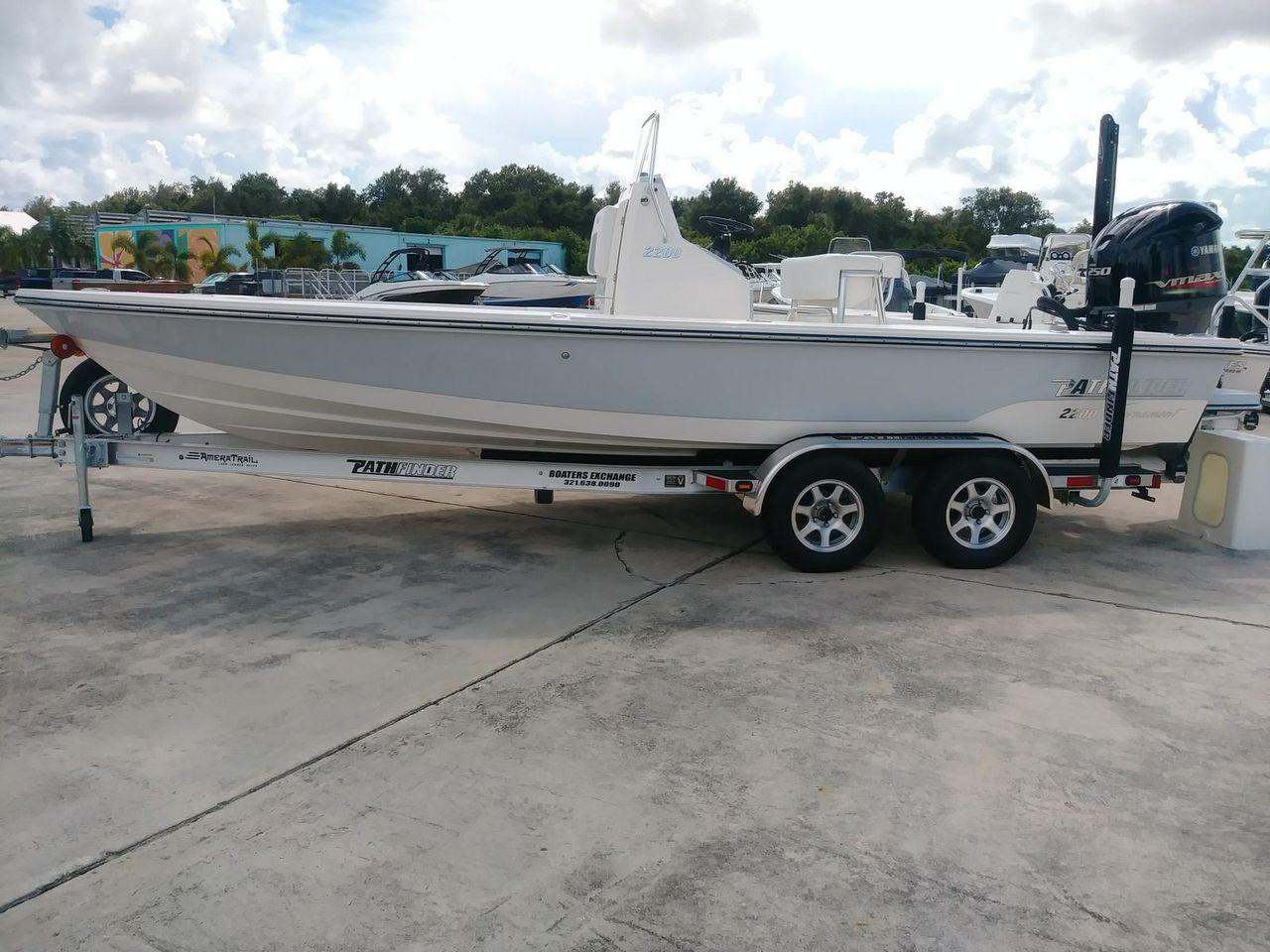 Pathfinder Boats For Sale >> 2019 New Pathfinder Bay Boat For Sale Rockledge Fl