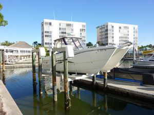 Used World Cat 2700 SD Cruiser Boat For Sale