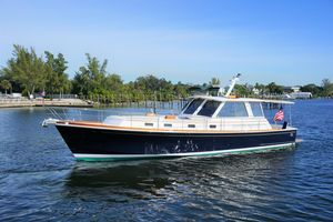 Used Eastbay HX Downeast Fishing Boat For Sale