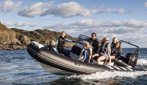 New Brig Inflatables Navigator Adventurer 610H IN Stock Rigid Sports Inflatable Boat For Sale