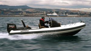 New Brig Inflatables Eagle Luxury 6H In-stock Rigid Sports Inflatable Boat For Sale