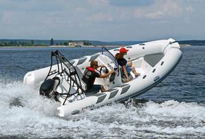 New Brig Inflatables Navigator Adventurer 485H IN Stock Rigid Sports Inflatable Boat For Sale