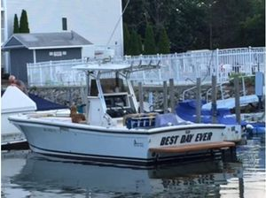 Used Albin 26 Center Console Center Console Fishing Boat For Sale