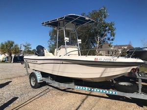 Used Grady-White 175 Spirit Center Console Fishing Boat For Sale